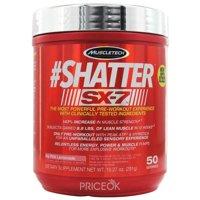Фото MuscleTech Shatter SX-7 291 g