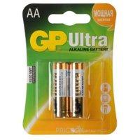 Фото GP Batteries AA bat Alkaline 2шт Ultra (15AU)