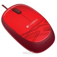 Фото Logitech M105 Corded Optical Mouse
