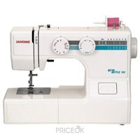Фото Janome My Style 100
