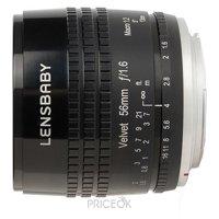 Фото Lensbaby Velvet 56mm f/1.6 Sony E