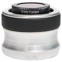 Фото Lensbaby Scout with Fisheye Nikon F
