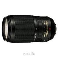 Фото Nikon 70-300mm f/4.5-5.6G ED-IF AF-S VR Zoom-Nikkor