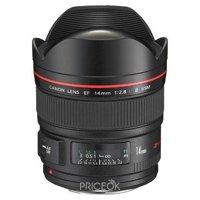 Фото Canon EF 14mm f/2.8L II USM