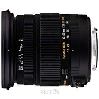 Фото Sigma 17-50mm f/2.8 EX DC OS HSM Nikon F