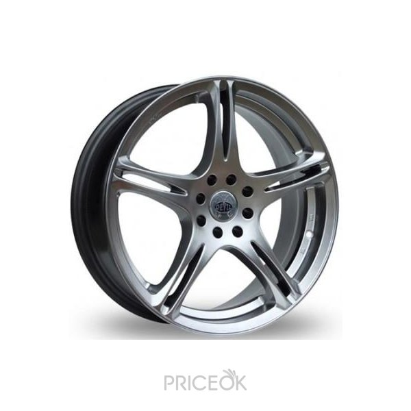 Колесные диски racing wheels classic h-193 5,5\\r13 4*98 et35 d58,6 hs hp [hs]