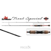 Фото Surf Master K1226 Trout Special S-562ULM TX-20 (0,5-4,6гр.) 1,68 м