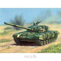 Фото ZVEZDA Танк с активной броней Т-72Б (ZVE3551)