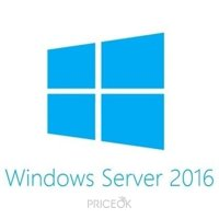 Фото Microsoft Microsoft Windows Server Essentials 2016 x64 Russian DVD 1-2CPU (G3S-01055)