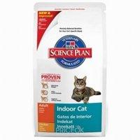 Фото Hill's Science Plan Feline Adult Indoor Cat курица 1,5 кг