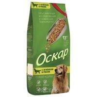 Фото Оскар Сухой корм для собак Ягненок с рисом 13 кг