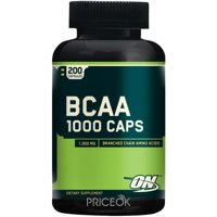 Фото Optimum Nutrition BCAA 1000 Caps 200 caps