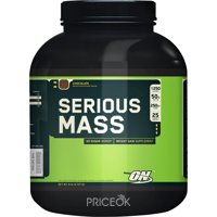Фото Optimum Nutrition Serious Mass 2727 g