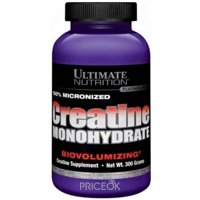 Фото Ultimate Nutrition Creatine Monohydrate 300 g