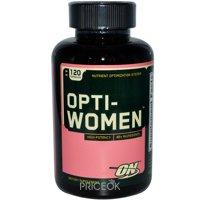 Фото Optimum Nutrition Opti-Women 120 tabs
