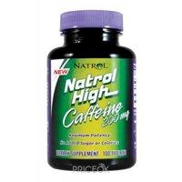 Фото Natrol High Caffeine 200 mg 100 tabs