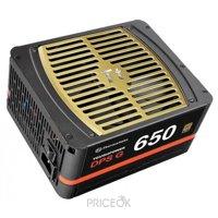 Фото Thermaltake Toughpower DPS G RGB 650W (TPG-0650D-R)