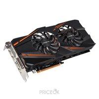 Фото Gigabyte GeForce GTX 1070 WINDFORCE OC 8Gb (GV-N1070WF2OC-8GD)
