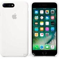Фото Apple iPhone 7 Plus Silicone Case - White (MMQT2)