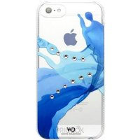 Фото White Diamonds Liquids for iPhone 5/5S - Blue (1210LIQ44)