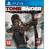 Фото Tomb Raider Definitive Edition (PS4)