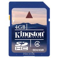 Фото Kingston SD4-4GB