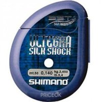 Фото Shimano Ultegra Silk Shock (0.25mm 50m 6.75kg)