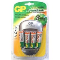 Фото GP Batteries PowerBank Quick 3 PB27GS