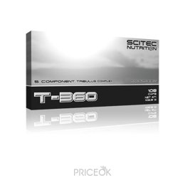 Фото Scitec Nutrition T-360 108 caps
