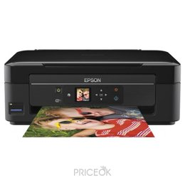 Принтер, копир, МФУ Epson Expression Home XP-332