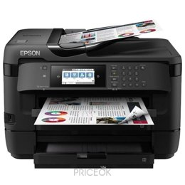 Фото Epson WorkForce WF-7720DTWF