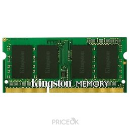 Фото Kingston 2GB SO-DIMM DDR3 1333MHz (KVR13S9S6/2)