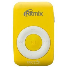 MP3 плеер (Flash,  HDD)  Ritmix RF-1010
