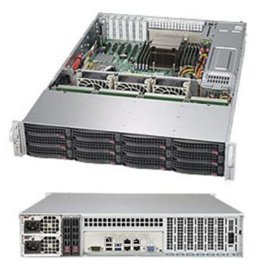 Фото SuperMicro SSG-6028R-E1CR12L