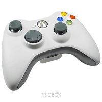 Фото Microsoft Xbox 360 Wireless Controller
