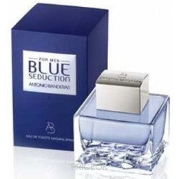 Мужскую парфюмерию Antonio Banderas Blue Seduction For Men EDT