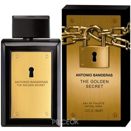 Мужскую парфюмерию Antonio Banderas The Golden Secret EDT