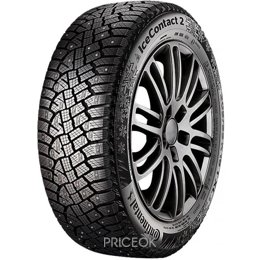 Continental ContiIceContact 2 SUV (255/50R19 107T)
