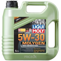 Моторное масло Liqui Moly Molygen New Generation 5W-30 4л (9042)