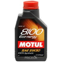Фото Motul 8100 Eco-nergy 5W-30 1л