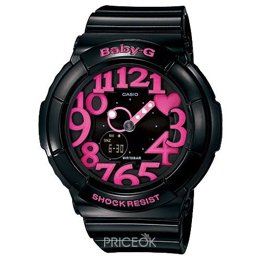Фото Casio BGA-130-1B