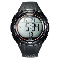Фото Q&Q Man Black M010-001