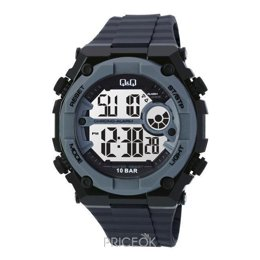 Q&Q Man Black M127-003