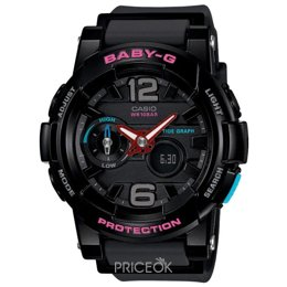 Фото Casio BGA-180-1B