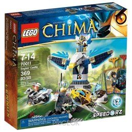 Фото LEGO Legends of Chima 70011 Замок клана Орлов