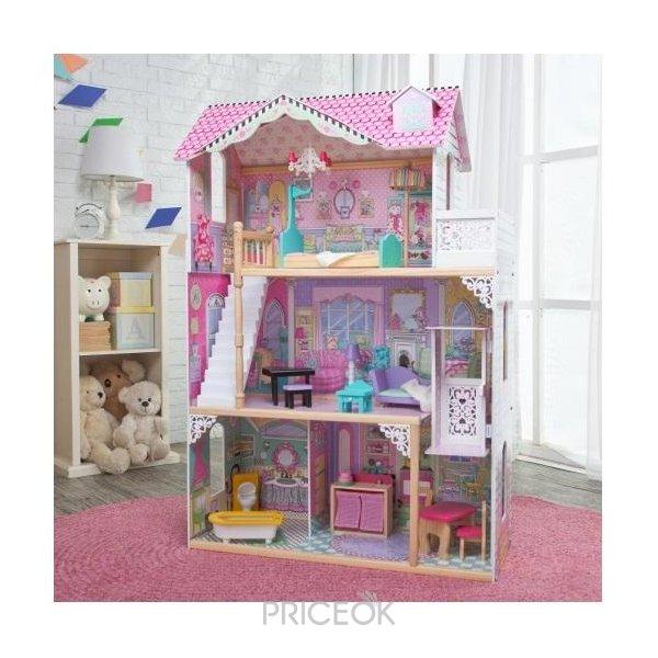 Открываем кукольный домик