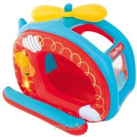 BESTWAY Вертолёт Fisher Price (93502)