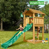 Фото Jungle Gym Игровой комплекс Jungle Cottage 401_090