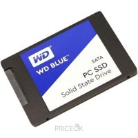Фото Western Digital SSD Blue 250GB (WDS250G1B0A)