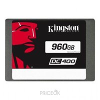 Фото Kingston DC400 960GB (SEDC400S37/960G)